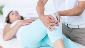 The lingering pain in knee, hip, elbow, wrist could be a sign of osteoarthritis, degenerative joint.