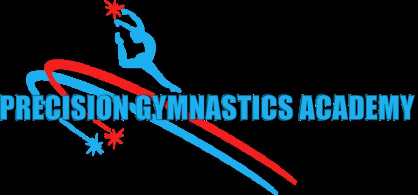 precision gym outline Logo in vector edi