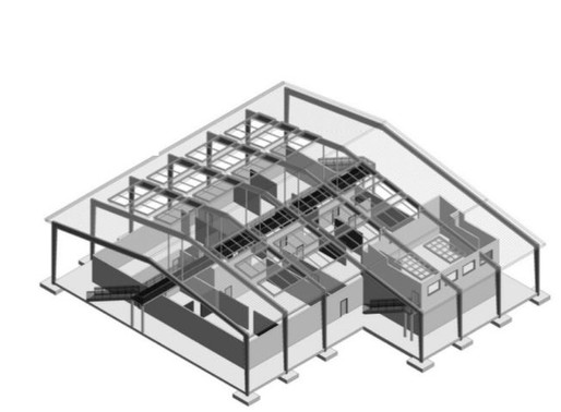 Awarded Contract: Live Fire Shoot House - Design/Build