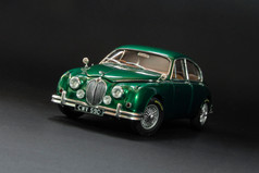 Jaguar Mk. II 'Saloon' - 3.8 Litres