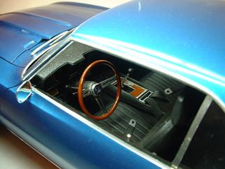 Chevy Camaro Z/28 1969