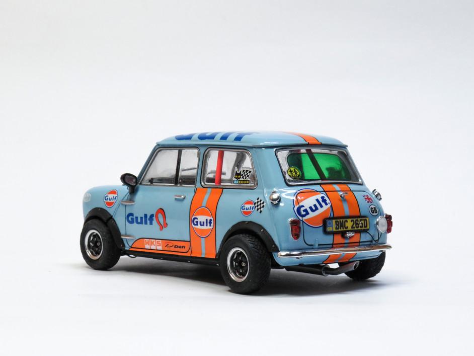 Morris Mini Cooper MK1 1966