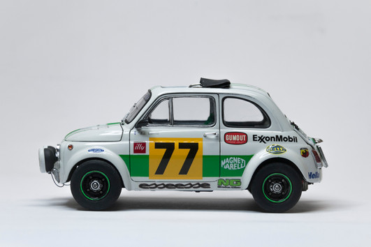 Fiat Abarth 695 'esse esse' 1969