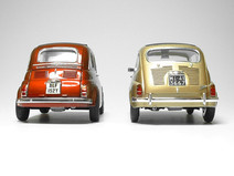 Fiat 500D y Fiat 600D