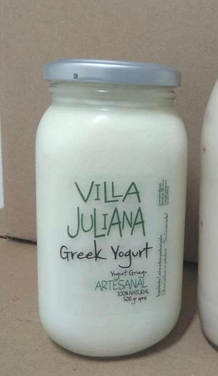 Yogurt Griego Agroecológico