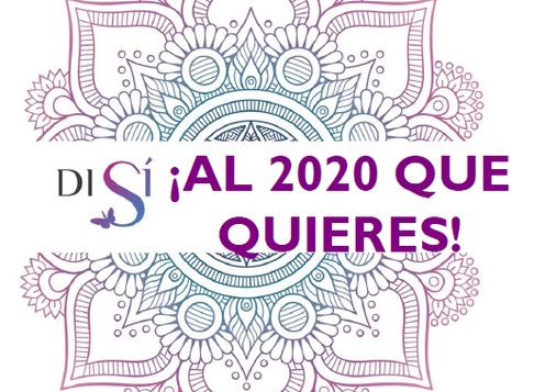 Que El Amor Guíe Tu 2020
