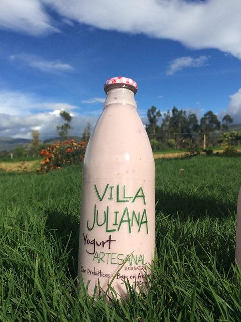 Yogurt Agroecológico