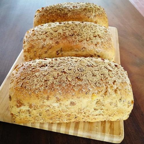 Pan de Siete Granos
