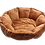 Thumbnail: BigCat's Pumpkin Bed Large