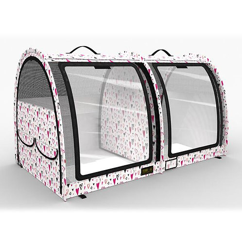 Sturdi - Double Split Front Show Shelter