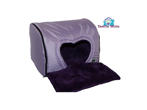 BigCats Heart Box Bed