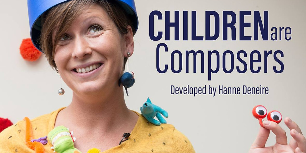 Children are Composers proefles