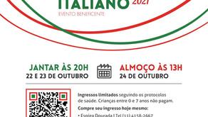 XIII Cena Italiana al Centro Mariapoli Ginetta!