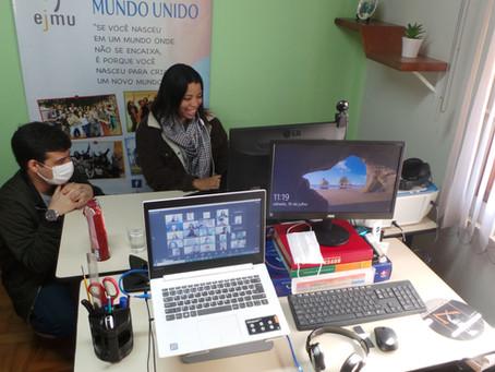 Escola de Jovens por um Mundo Unido & Projeto Milonga