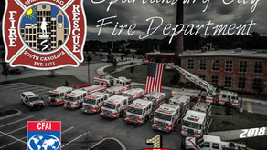 Beacon GIS guides Spartanburg Fire Dept. through another successful accreditation cycle!