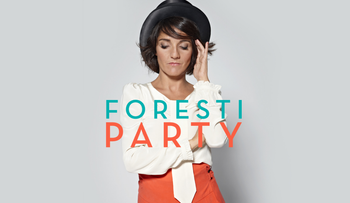 Florence Foresti Party Bercy
