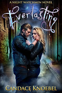 Everlasting, candace knoebel, night watchmen, vampire, witch