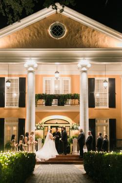 Southern Oaks Plantation Wedding