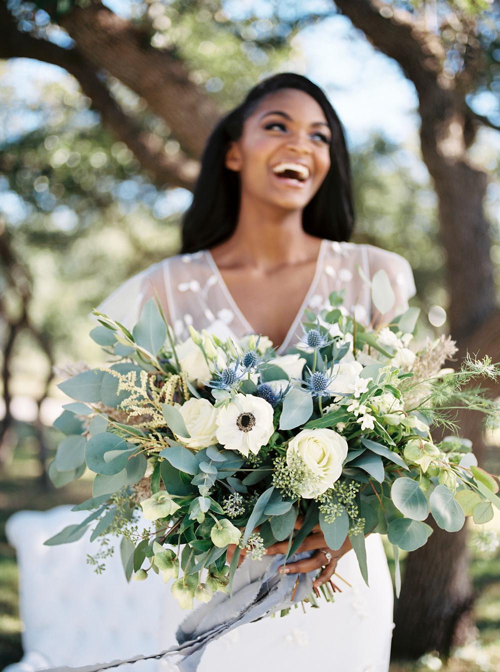Austin Texas Brides of Austin Inspiration Indigo Magazine 2018