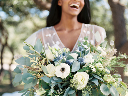 Brides of Austin | Indigo Inspiration | Austin Wedding