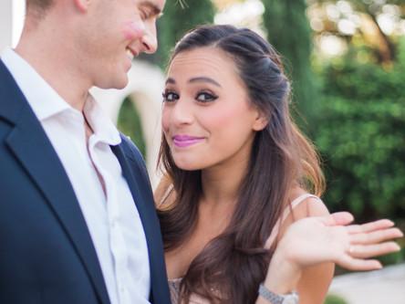 TRUE LOVE an interview | David and Jasmine | Austin Engagement/Laguna Gloria