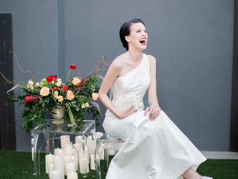 BRIDES OF AUSTIN | MAGAZINE FEATURE | The Sophisticated Modern Bride