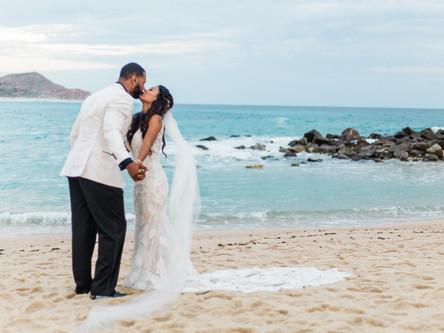 A Fall Wedding in Cabo San Lucas, Mexico