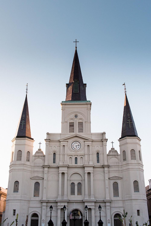 St. Louis Cathedral Destination wedding photographer