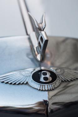 New Orleans Bentley Wedding Rental