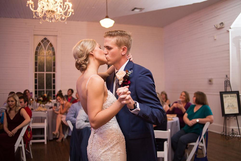 Austin Texas Mercury Hall Wedding Photographer