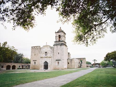 Historical Wedding Inspiration | Mission San Jose | San Antonio