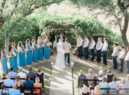 Cameron + Sarah's Vista West Ranch Wedding | Austin, Texas