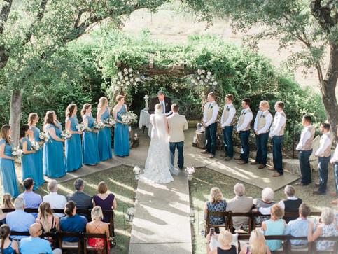 Cameron + Sarah's Vista West Ranch Wedding | Austin, Texas