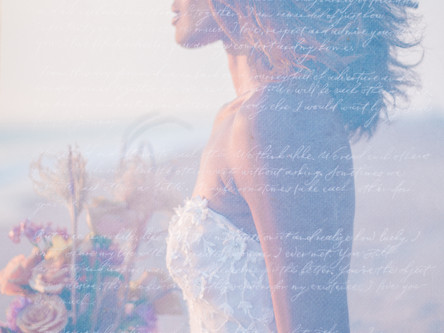 Romantic Malibu Elopement | Intimate Wedding Inspiration