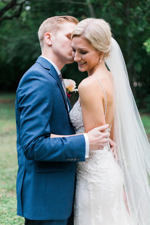 Bride and Groom Austin Texas Wedding Mercury Hall Photographer