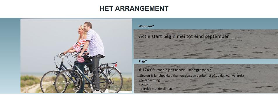 fietsen aan zee uitleg met lunchpakket.p