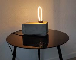 nachtlamp Vanille