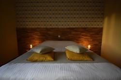 b&b de arend nieuwpoort kamer zon bed
