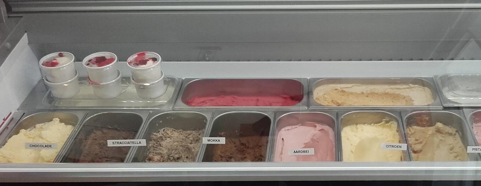 cornet de la mer ijsjesbak