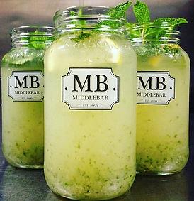 MiddleBar Clover Cocktail