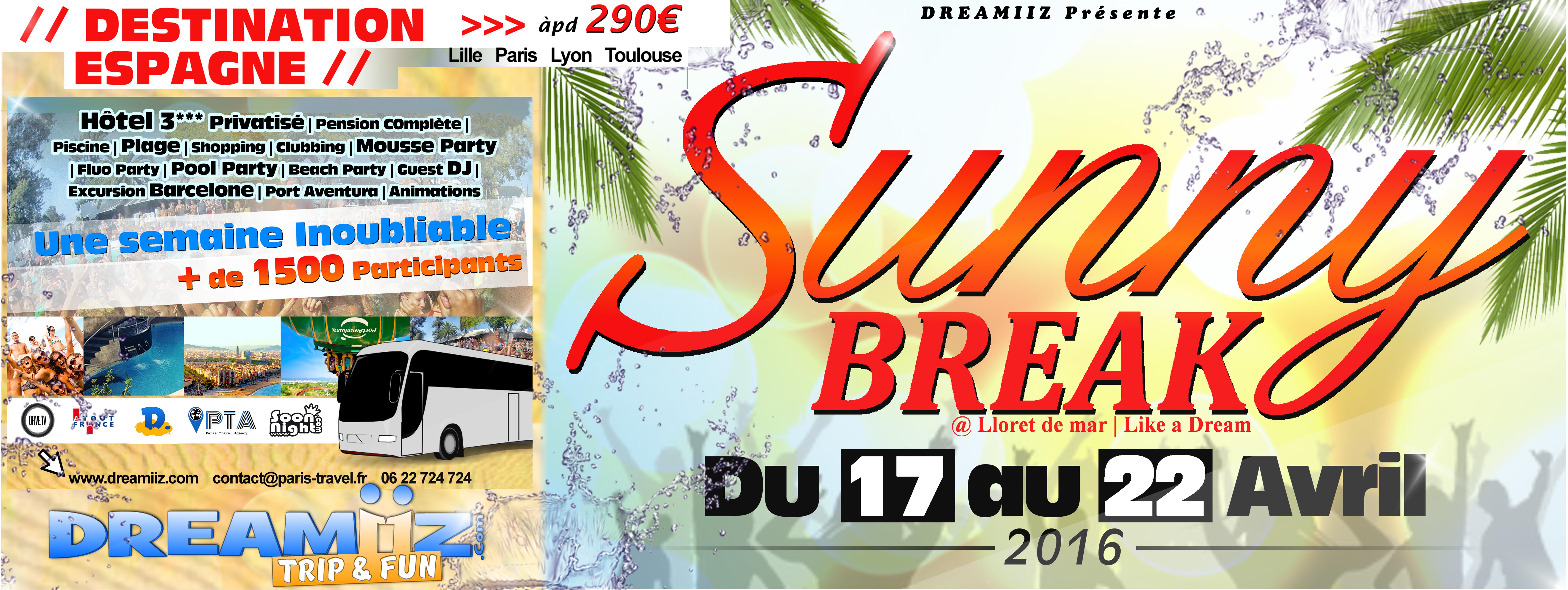 Sunny Break 2016