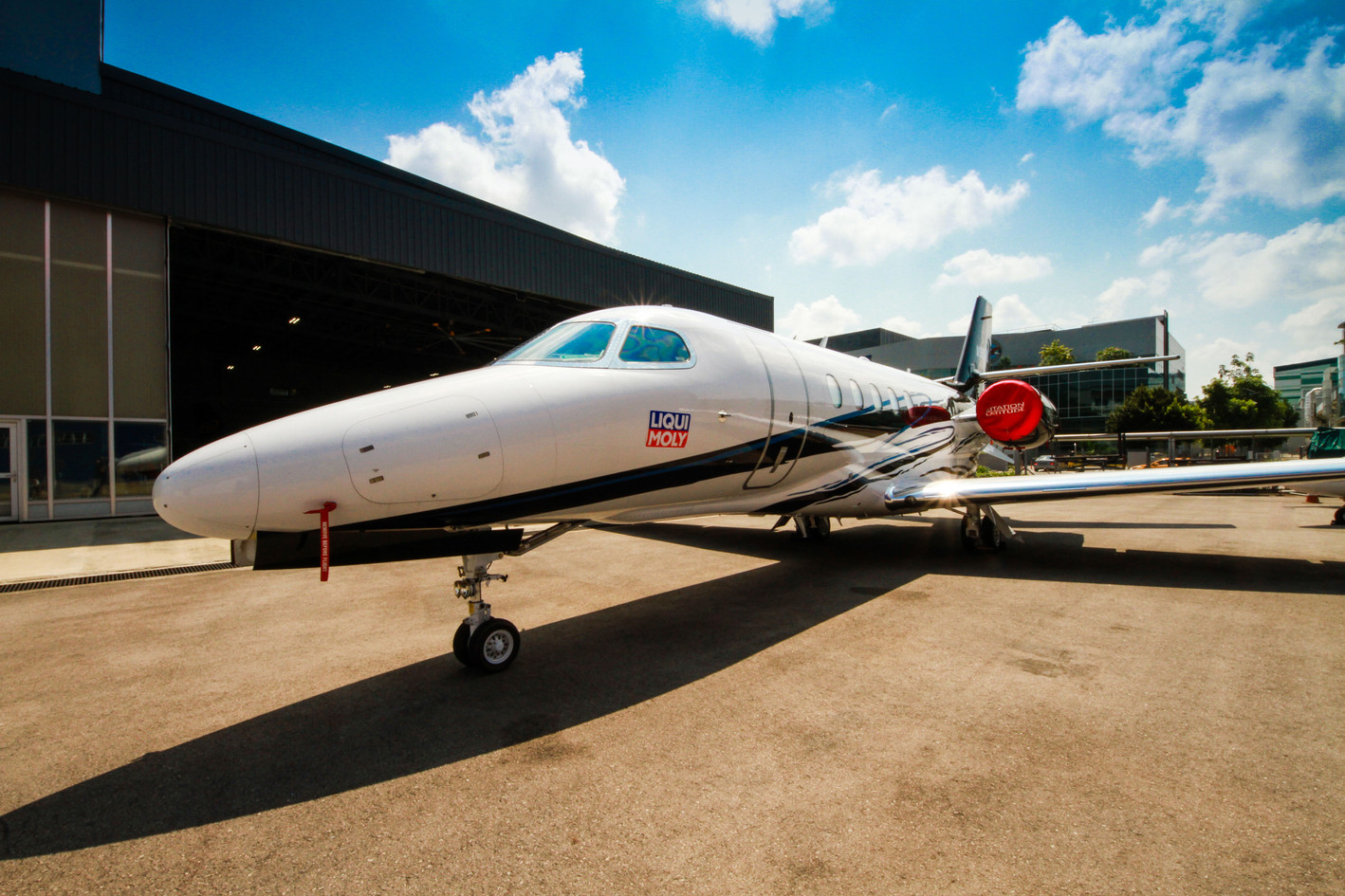 Top-notch destination for private flyers