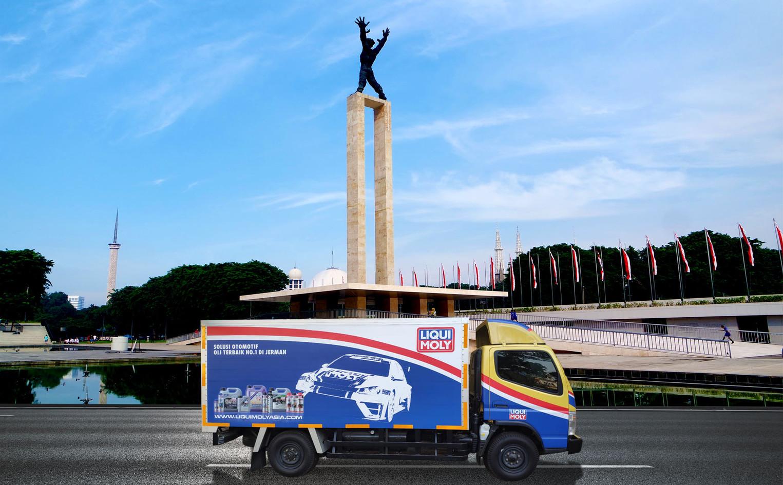 Taman Lapangan Banteng in Central Jakart
