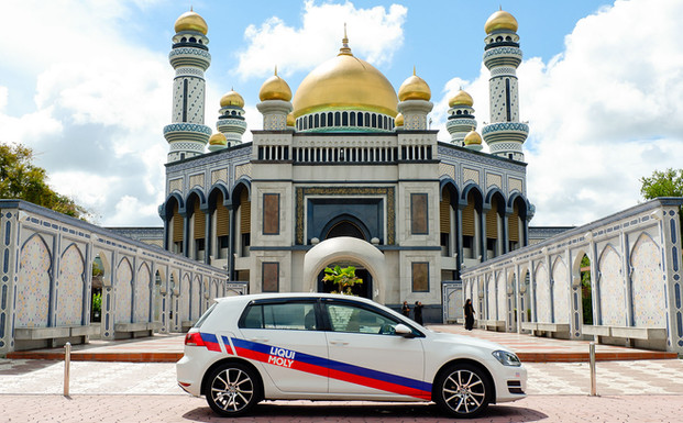 Jame' Asr Hassanil Bolkiah Mosque at Ban