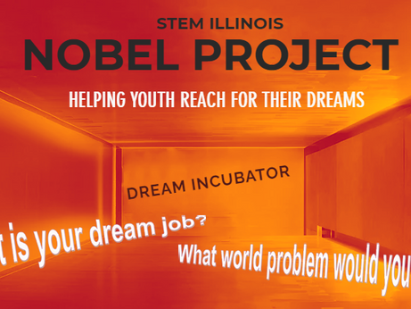 UAMAG Teams Up With STEM Illinois The Nobel Project To Help Local Youth Reach Their Dreams