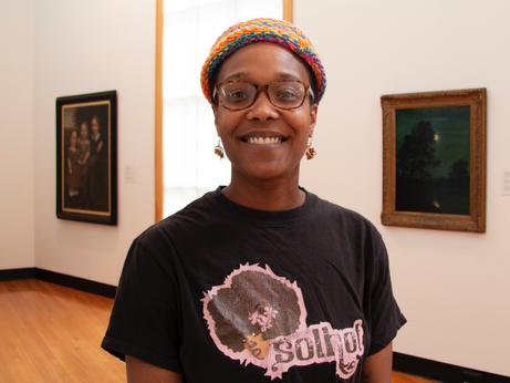 New Art Exhibit Celebrates Black Girlhood