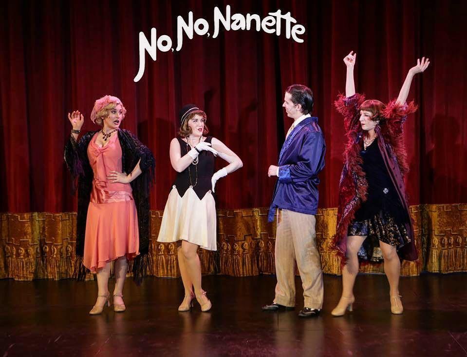 No No Nanette- Candlelight Pavilion