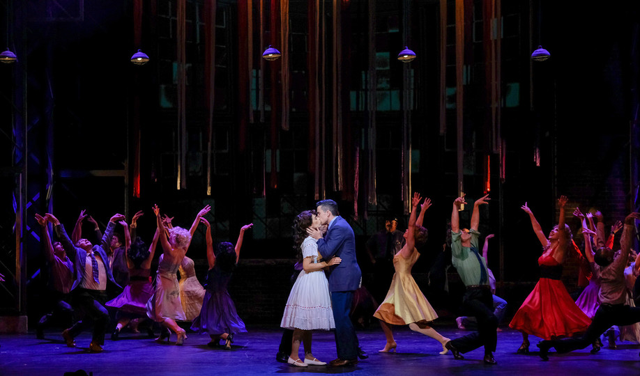 West Side Story- Moonlight Amphiteater