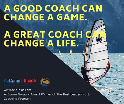 AcComm Group Coaching Tip 2