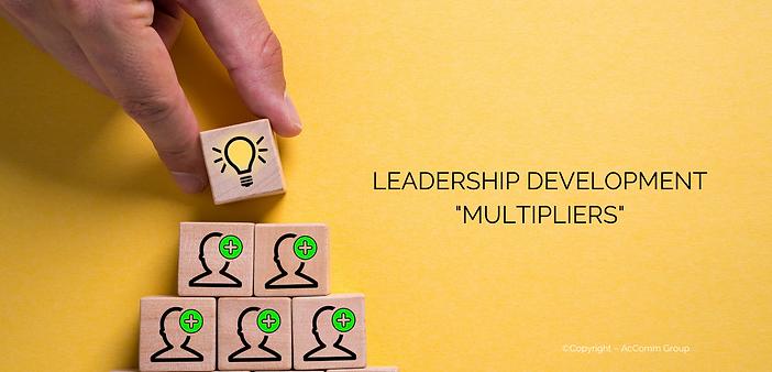 Multiplier Leadership
